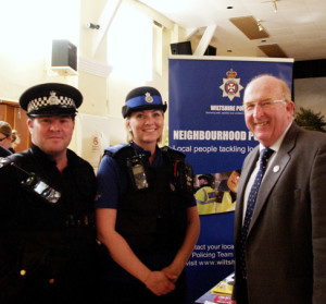 m581 Police crime commissioner at NPT