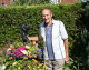 Melksham in Bloom Results – Bruce Petty has a blooming good garden