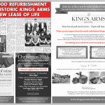 Kings Arms Melksham Feature 2013