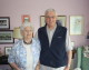Never arguing is Melksham couple's secret to 65 years of marriage