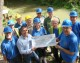 Wilts & Berks Canal campaign boosted by sponsored walk