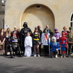 M587 Comic Con fancy dress