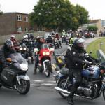 M588 Biker funeralslider