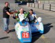 Broughton Gifford sidecar team wins championship