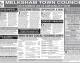 Melksham Town Council Newsletter – October 2013
