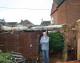 Disruption as Melksham hit by storm