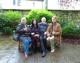 Bench in memory of Melksham councillor