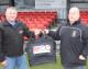 MTFC celebrate sponsor deal
