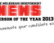 Who deserves to be Melksham's Person of the Year 2013?