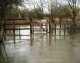 Flooding leaves parts of Melksham under water