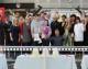 Young Melksham couple win dream wedding