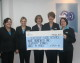 Building society's Dorothy House donation