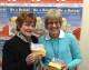 Melksham mother meets actress at RUH campaign event
