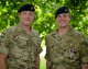 Melksham brothers receive military medals from Prince of Wales