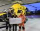 Melksham woman's sponsored slim raises money for Wiltshire air ambulance