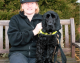 Griffin the passive drugs dog retires from Wiltshire Police