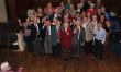 Celebration of 30 years service for Melksham Without Parish Council's Mary Jarvis