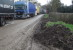 Norrington Lane residents outraged as HGVs blockade homes