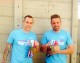 Marathon men take on Stockholm challenge