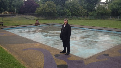 Children's pool set to re-open in Melksham – at last