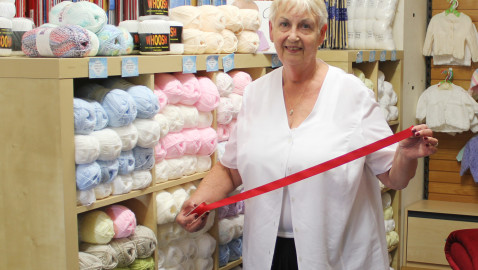 Melksham's Sewing Basket to close after 24 years