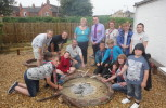 Celebration of refurbishment to Melksham Scout HQ