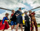 Wiltshire Air Ambulance seeks superheroes to help pay for a day