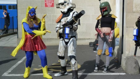 Final countdown to Melksham Comic-Con
