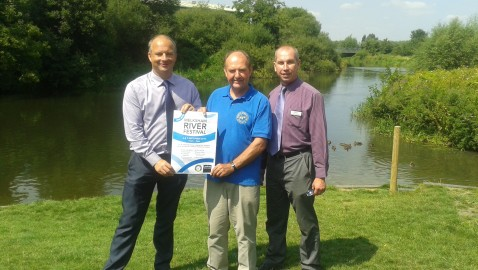 Melksham's River Avon plays host to River Festival