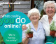 Local pensioners star in national Get Online Week campaign!