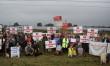"""No more solar farms"" say villagers"