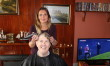 Broughton Gifford councillor has head shaved for Dorothy House