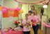 Melksham opticians go pink for charity