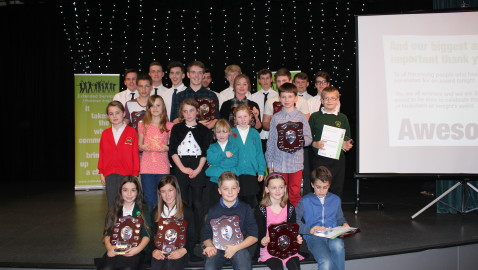 Melksham's inspirational young people recognised
