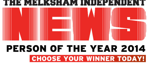 Vote for Melksham's Person of the Year