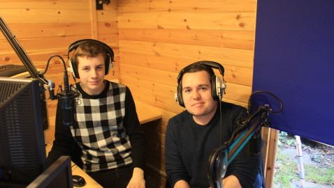 Local radio presenters in Guinness world record attempt
