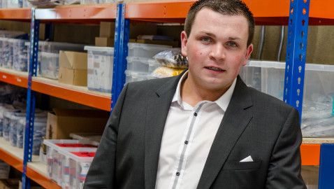 Dragons' Den winner to take his revolutionary invention to the States