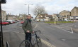 Injured cyclist's plea to motorists