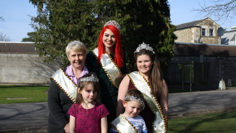 Melksham Carnival royalty crowned