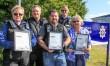 Three awards for Melksham police