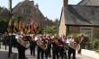 Sun shines on legion's county parade