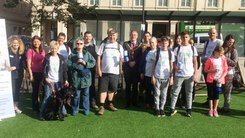 Big Walk success with thousands raised for local charities