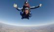 Leap of faith raises £2,400 for cancer unit
