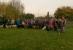 Dog walkers show support for neighbourhood park