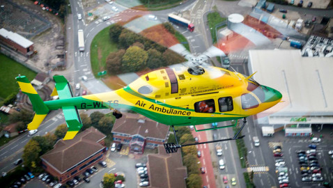Decision to be made on air ambulance base