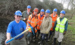 Canal volunteers awarded 'Pick Of The Branches'