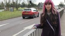 Fatal crash strengthens local woman's petition for road change