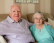 Love at first sight led to  60 years of happy marriage