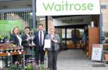 Supermarket is Melksham's Best Looking Business for Spring