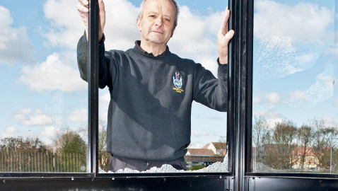 'Senseless vandalism' to Blackmore Road bus shelter